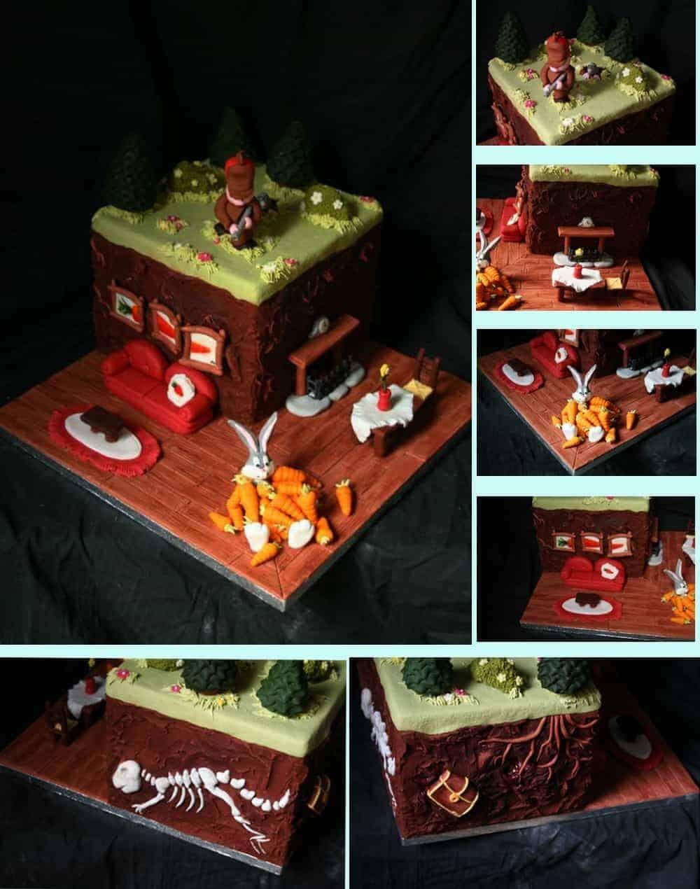 Award Winning Cake