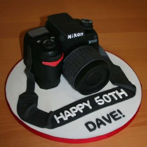 Edinburgh Cake Decorator- Birthday Cakes