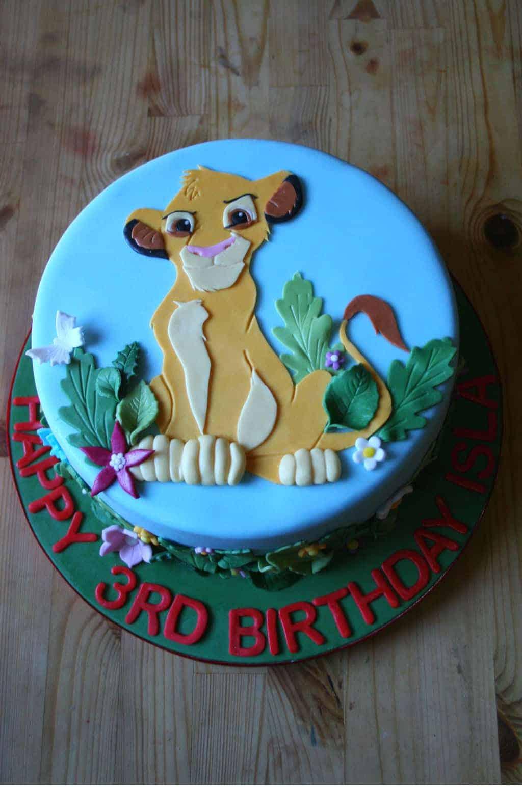 Birthday Cakes Designer Baker Decorator Spangles Cakes