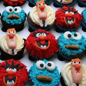 Edinburgh Cake Decorator - Cupcakes