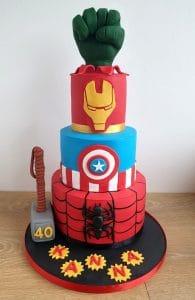 Edinburgh Cake Decorator- Birthday Cakes