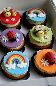 Edinburgh Cake Decorator - Cupcakes
