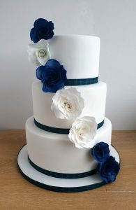 Edinburgh Cake Decorator - Wedding Cakes