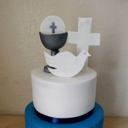 Dove Communion Cake