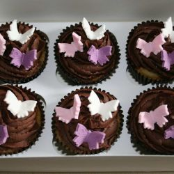 Butterfly Cupcakes. £2 each