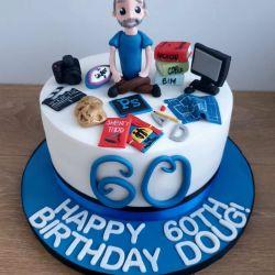 Hobbies Cakes