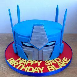Optmis Prime Cake