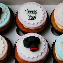 Photography Cupcakes. £2 each
