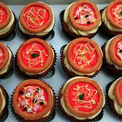 Pizza Cupcakes. £2 each
