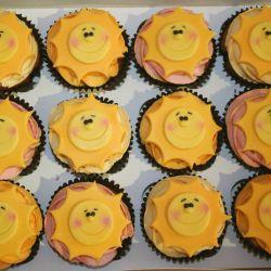 Sunshine Cupcakes. £2 each